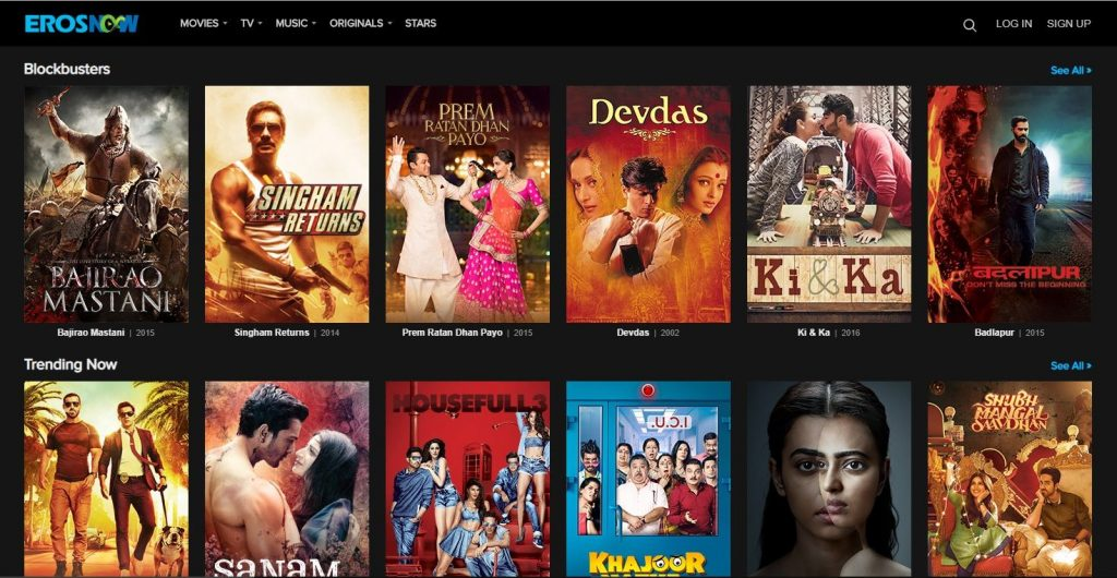 Reasons why people are shifting to online movies